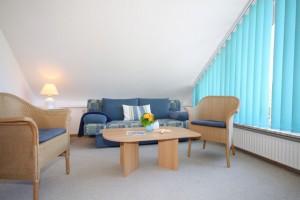Ostseehöhe Seestern - Appartement 38m² für 3 Personen