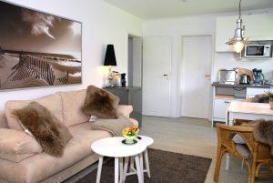 Odie - Ferienwohnung 45m² für 3 Personen