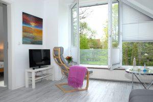 Seeschwalbe - Ferienwohnung 60m² für 4 Personen in Scharbeutz
